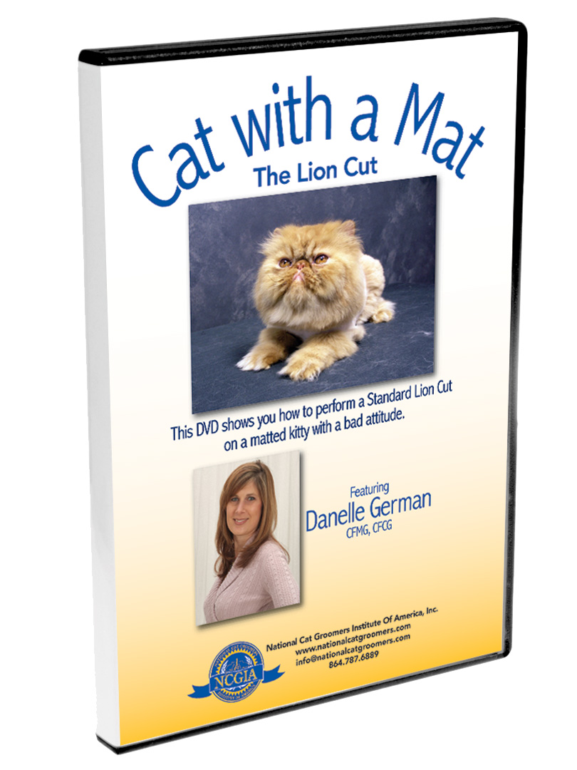 Cat with a Mat DVD