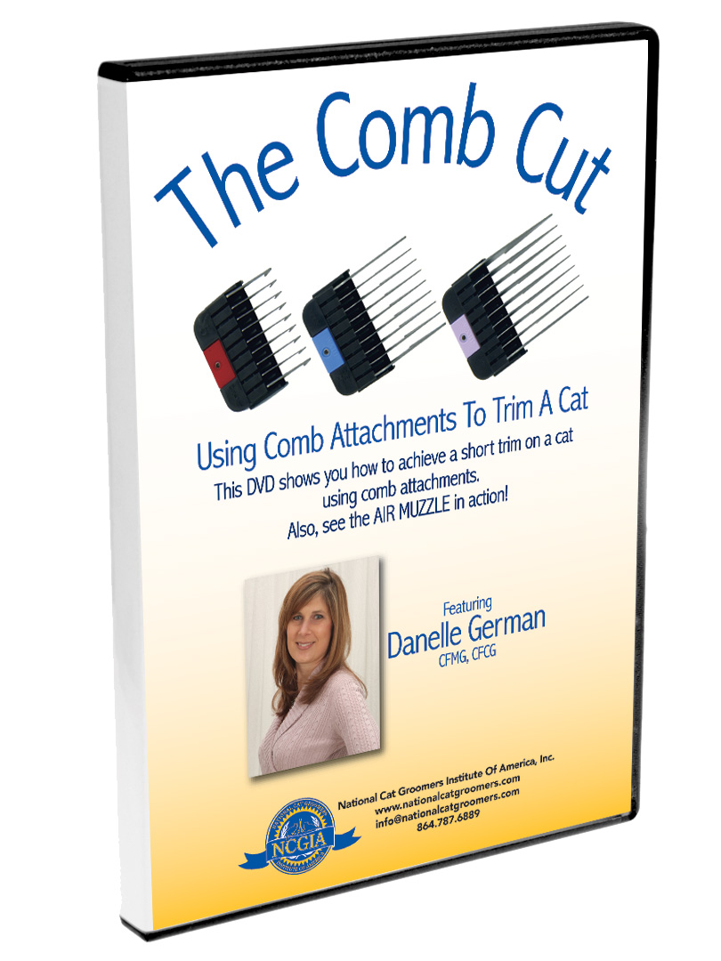 The Comb Cut DVD
