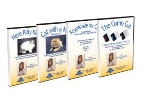 Set of 4 DVDs