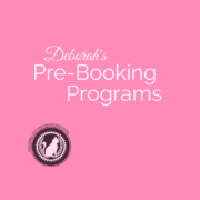 Deborah's Pre-Book Program course icon