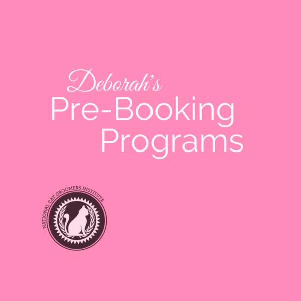 Deborah's Pre-Book Program course icon