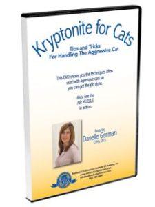 Kryptonite for Cats DVD