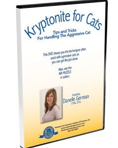Kryptonite for Cats DVD