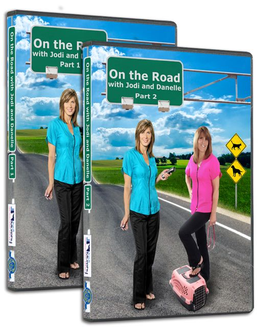 On the Road with Jodi and Danelle DVD set