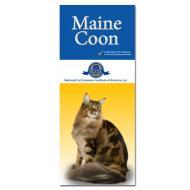 Maine Coon customer brochures