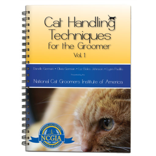Cat Handling Techniques for the Groomer