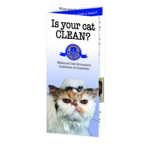 Is your Cat Clean customer brochure