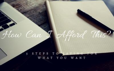 How Can I Afford This? Webinar with Mandi Gorton