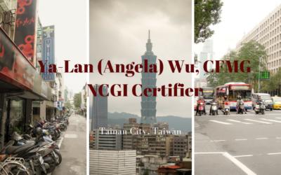 Meet Asia's NCGI Certifier Angela Wu, CFMG in Taiwan