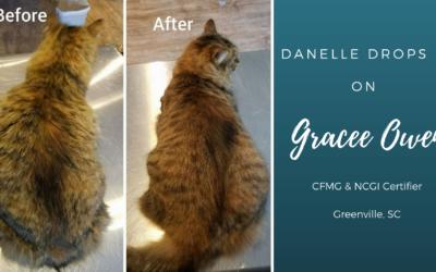 Danelle Visits with Gracee Owen, CFMG, Certifier in Greenville, SC
