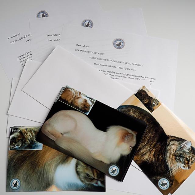 Press Packs for CFMGs