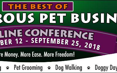 Prosperous Pet Business Online Conference 2018